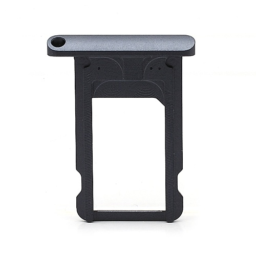 Держатель SIM карты Apple iPhone 5 Black ORIG