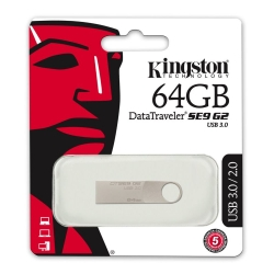 Карта памяти USB Kingston DTSE9 A 64GB ORIG