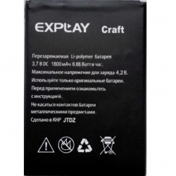 АКБ Explay Craft
